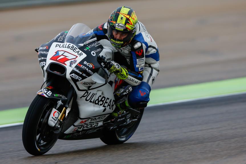 Karel Abraham, Pull&Bear Aspar Team, Gran Premio Movistar de Aragón