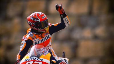 #AragonGP: MotoGP™ Free Practice in slow motion