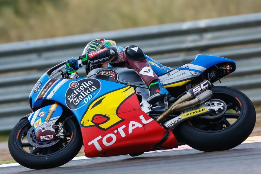 Franco Morbidelli, EG 0,0 Marc VDS, Gran Premio Movistar de Aragón