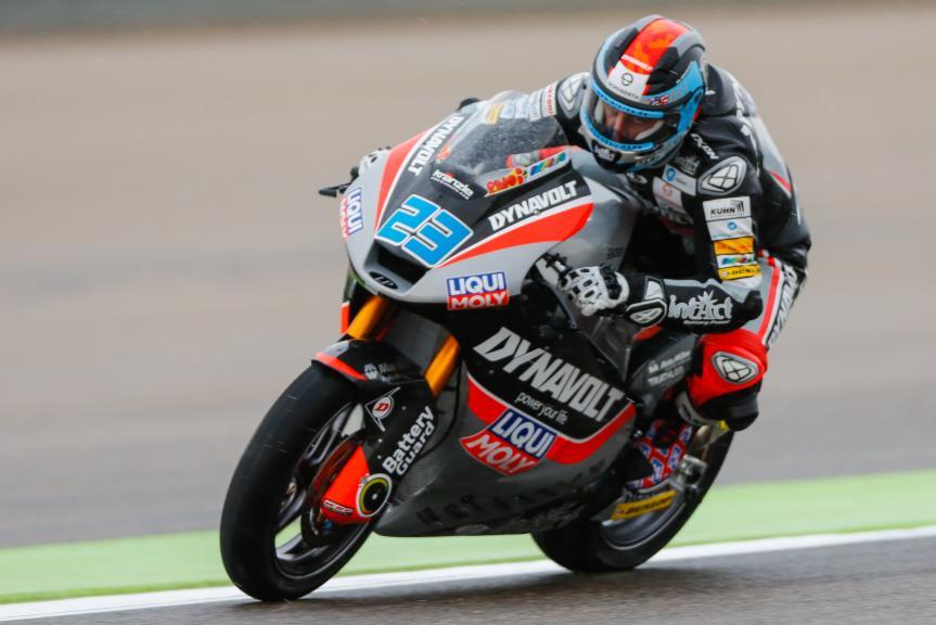 Marcel Schrotter, Dynavolt Intact GP, Gran Premio Movistar de Aragón