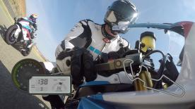 Jump on-board for a lap of the Aragon circuit, filmed exclusively using GoPro cameras.