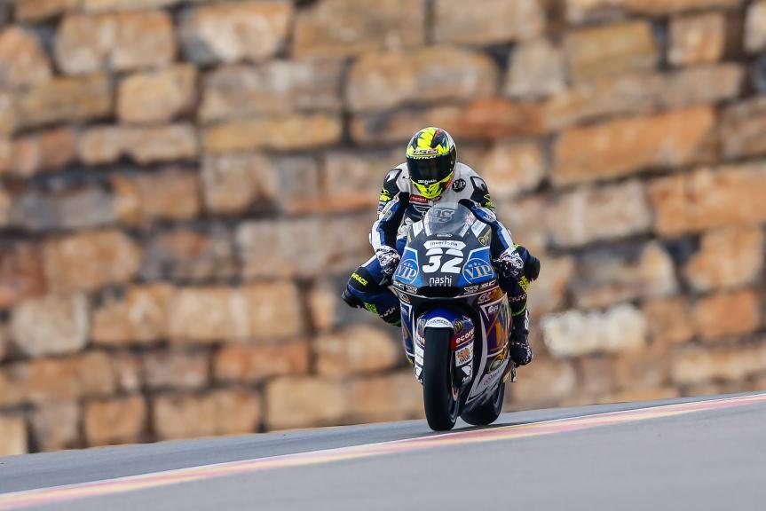 Isaac Vinales, SAG Team, Gran Premio Movistar de Aragón