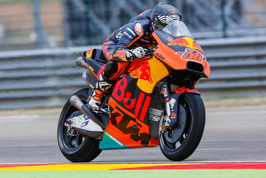 Mika Kallio, Red Bull KTM Factory Racing, Gran Premio Movistar de Aragón