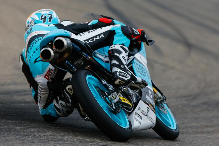 Aaron Polanco, Leopard Racing, Gran Premio Movistar de Aragón