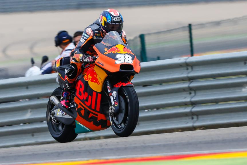 Bradley Smith, Red Bull KTM Factory Racing, Gran Premio Movistar de Aragón