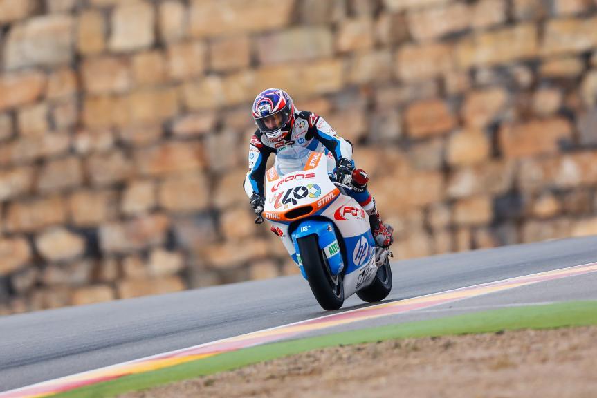 Fabio Quartararo, Pons HP40, Gran Premio Movistar de Aragón