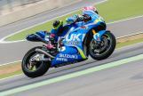 Alex Rins, Team Suzuki Ecstar, Gran Premio Movistar de Aragón