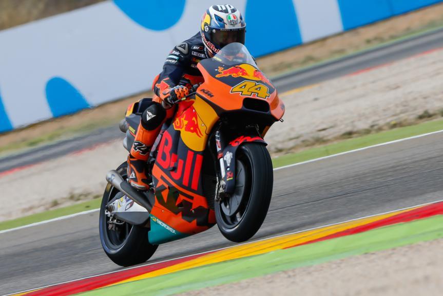 Pol Espargaro, Red Bull KTM Factory Racing, Gran Premio Movistar de Aragón