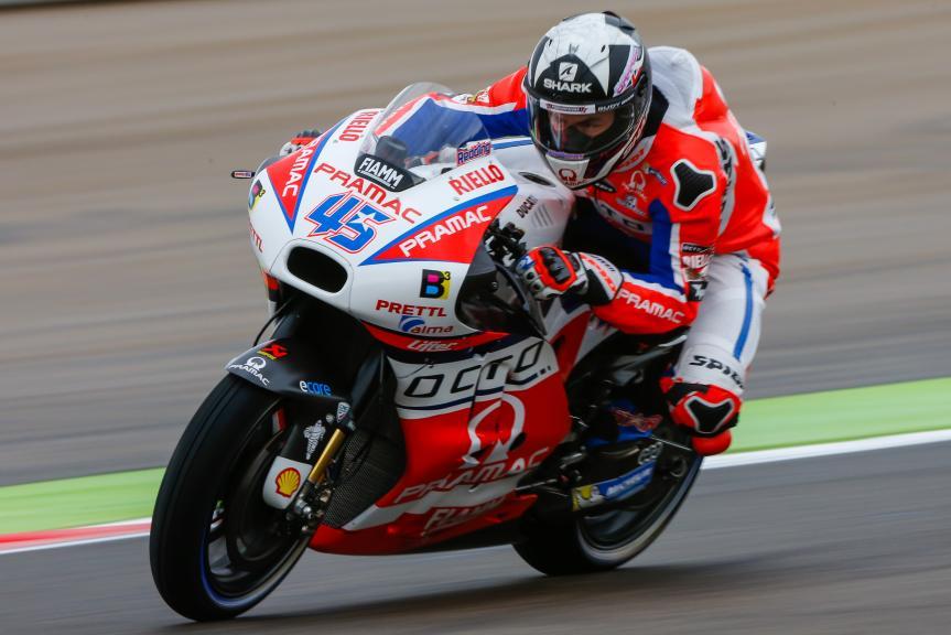 Scott Redding, Octo Pramac Racing, Gran Premio Movistar de Aragón