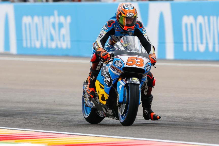 Tito Rabat, EG 0,0 Marc VDS, Gran Premio Movistar de Aragón