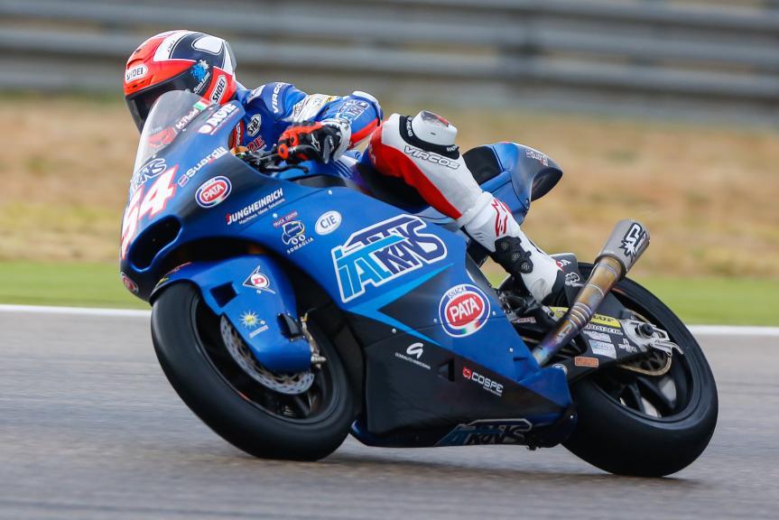 Mattia Pasini, Italtrans Racing Team, Gran Premio Movistar de Aragón