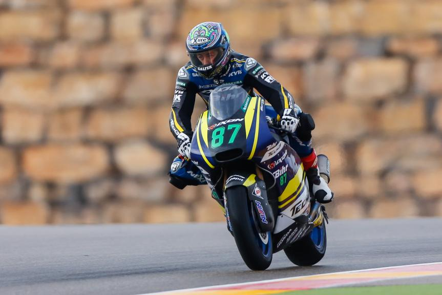 Remy Gardner, Tech 3 Racing, Gran Premio Movistar de Aragón