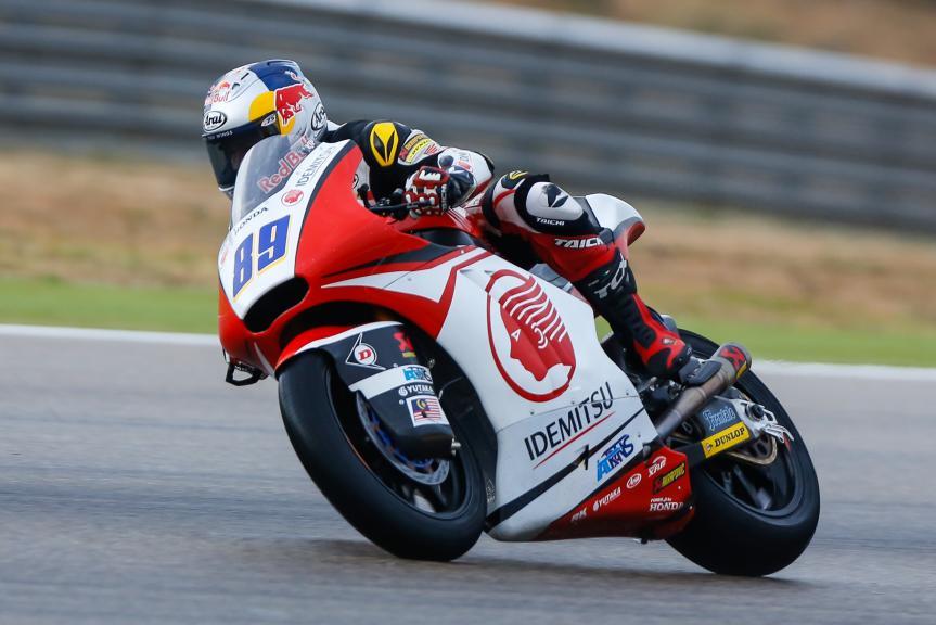 Khairul Idham Pawi, Idemitsu Honda Team Asia, Gran Premio Movistar de Aragón