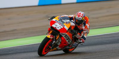 Pedrosa: 'Tomorrow we'll see which conditions we'll have'