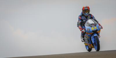 Moto3™: Canet ist Freitagsschnellster zum #AragonGP
