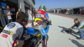 The third Free Practice session of the Moto2™ World Championship at the #AragonGP.