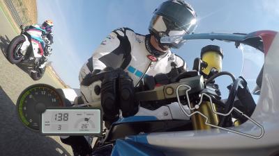 GoPro™: On-Board in Aragon