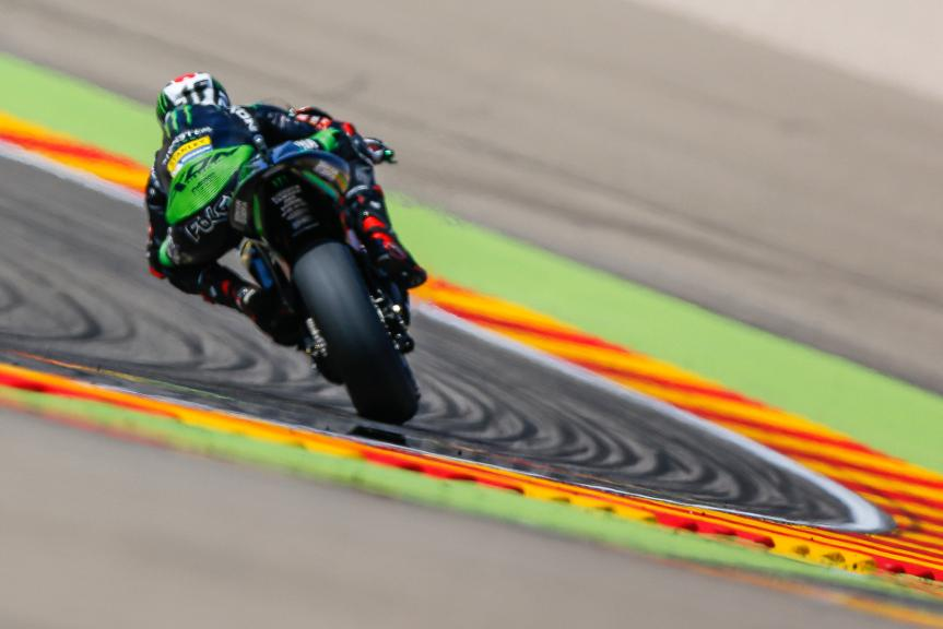Jonas Folger, Monster Yamaha Tech 3, Gran Premio Movistar de Aragón