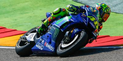 "Rossi: ""I have to suffer, but I'll try"""