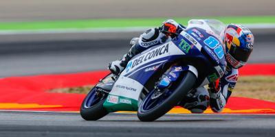 FP3 Moto3™: Martin im Training am Samstag vorn