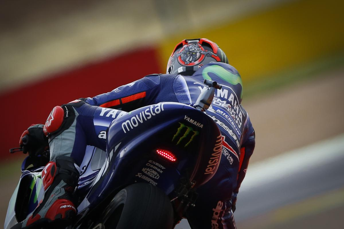 Live 360 coverage of the #AragonGP with Viñales | MotoGP™