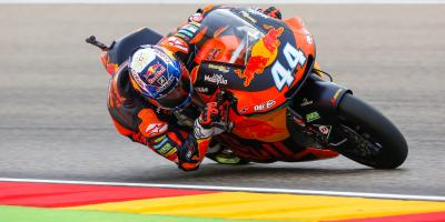 Oliveira wows with #AragonGP pole