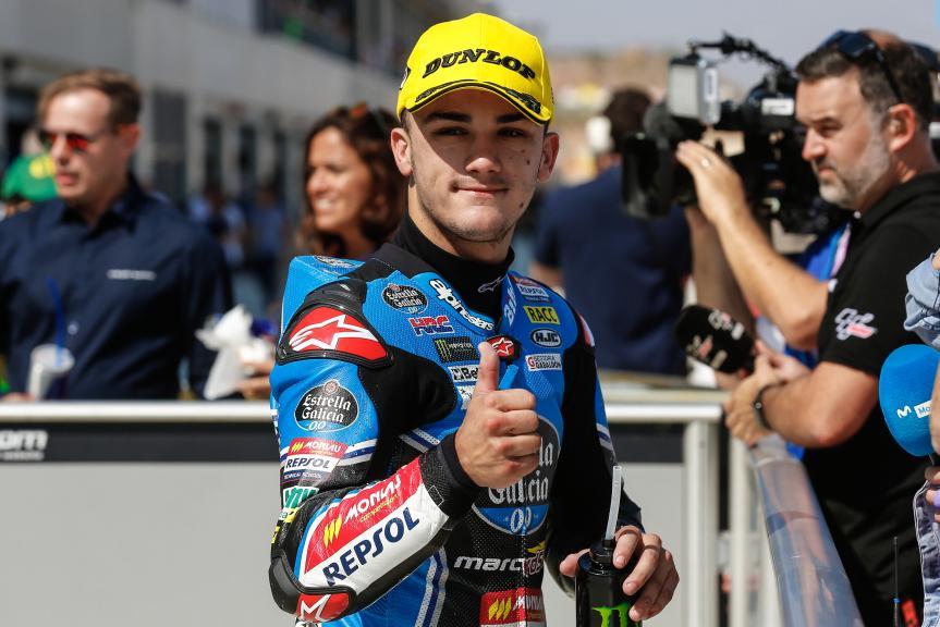 Aron Canet, Estrella Galicia 0,0, Gran Premio Movistar de Aragón