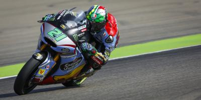 Morbidelli tops tight FP3