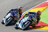 Loris Baz, Hector Barbera, Reale Avintia Racing, Gran Premio Movistar de Aragón