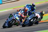 Loris Baz, Karel Abraham, Gran Premio Movistar de Aragón