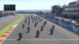 The full race session at the #AragonGP of the Moto2? World Championship.