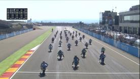 The full race session at the #AragonGP of the Moto3™ World Championship.
