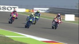 The complete Warm Up session for the Moto2™ World Championship at the #AragonGP.