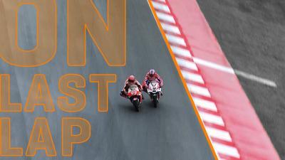 #AragonGP : Précédemment en MotoGP™...