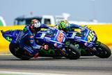 Maverick Viñales, Valentino Rossi, Movistar Yamaha MotoGP, Gran Premio Movistar de Aragón