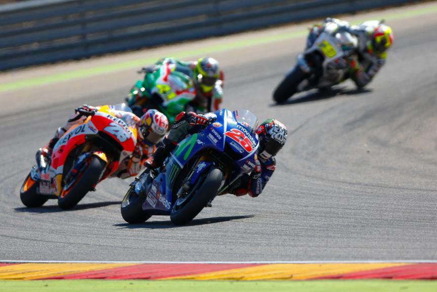 Maverick Viñales, Movistar Yamaha MotoGP, Gran Premio Movistar de Aragón