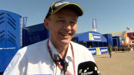 Michelin Racing's Technical Director, Nicolas Goubert, looks back at how Michelin tyres performed at the Spanish circuit.