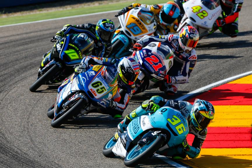 Joan Mir, Leopard Racing, Gran Premio Movistar de Aragón