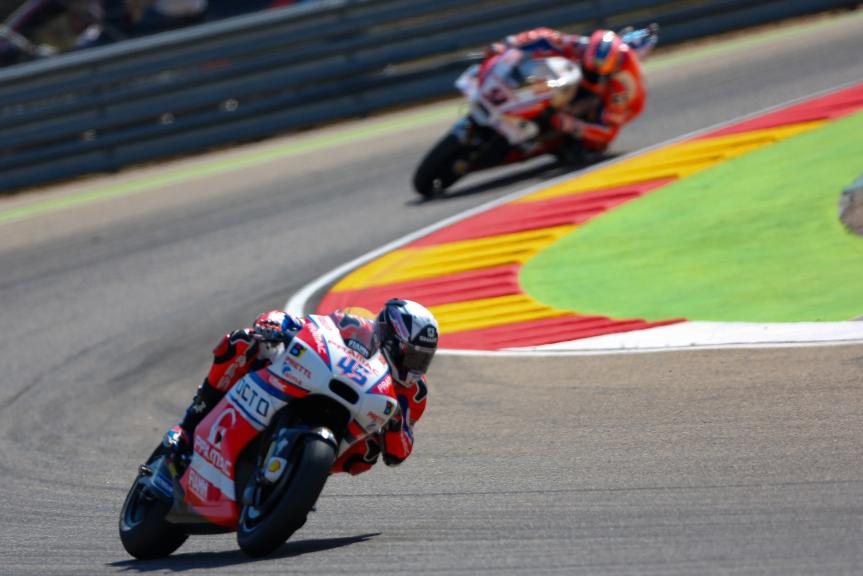 Scott Redding, Octo Pramac Racing, Gran Premio Movistar de Aragón