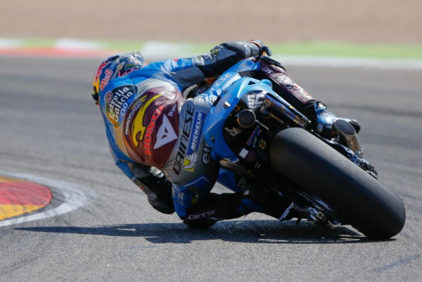 Jack Miller, EG 0,0 Marc VDS, Gran Premio Movistar de Aragón