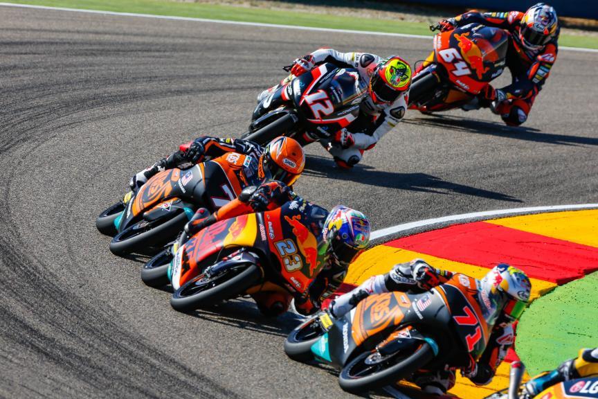 Ayumu Sasaki, SIC Racing Team, Gran Premio Movistar de Aragón