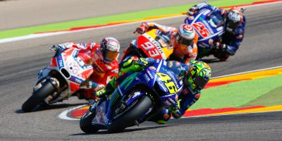 Rossi: 'Hasta hace una semana no sabía si iba a correr'