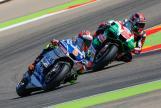 Hector Barbera, Sam Lowes, Gran Premio Movistar de Aragón