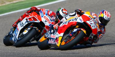 "Pedrosa: ""I didn't know how the race would develop"""