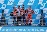 Marc Marquez, Dani Pedrosa, Jorge Lorenzo, Gran Premio Movistar de Aragón