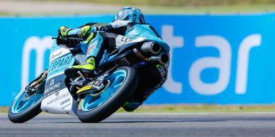 Moto3™: Mir mit Sieg auf heimischen Terrain