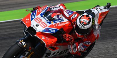 """Lorenzo: """"Un bel podio, quasi una vittoria"""""""