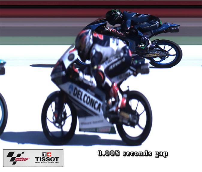 Photofinish, Moto3, Gran Premio Movistar de Aragón