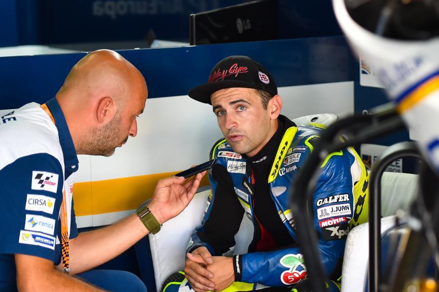 Hector Barbera, Reale Avintia Racing, Gran Premio Movistar de Aragón