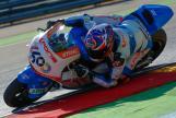 Fabio Quartararo, Pons HP40, Aragón Official Test, Moto2 - Moto3